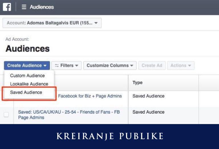 8 načina za ubrzavanje postavki Facebook kampanja