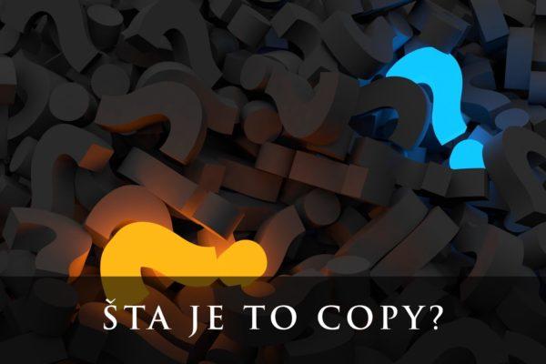 Istina o copy-ju