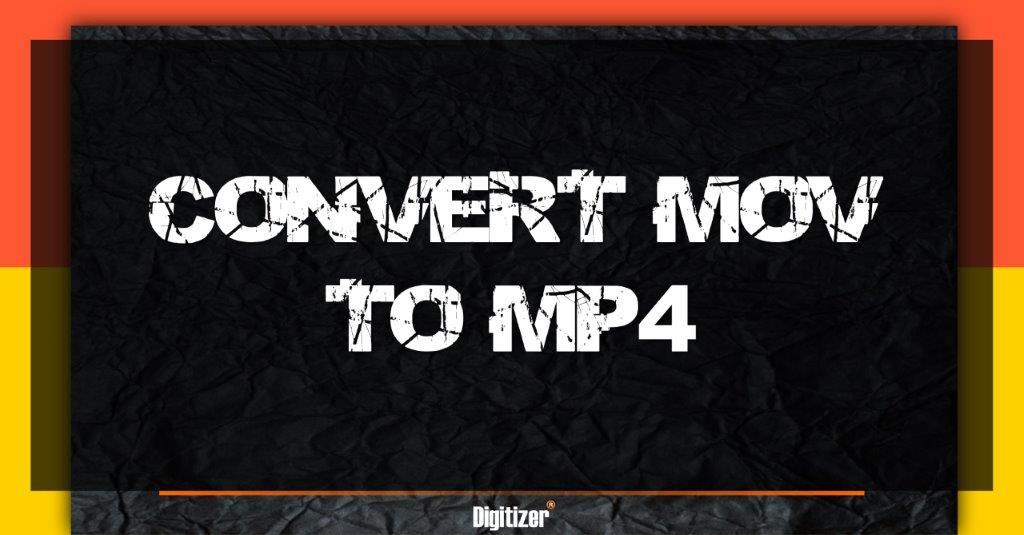 Naslovna Slika Za Blog Tekst Najlakši Način Da Konvertujete MOV U MP4
