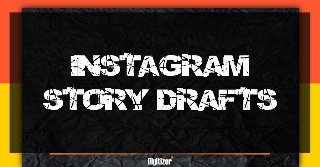 Naslovna Slika Za Tekst Instagram Story Draft