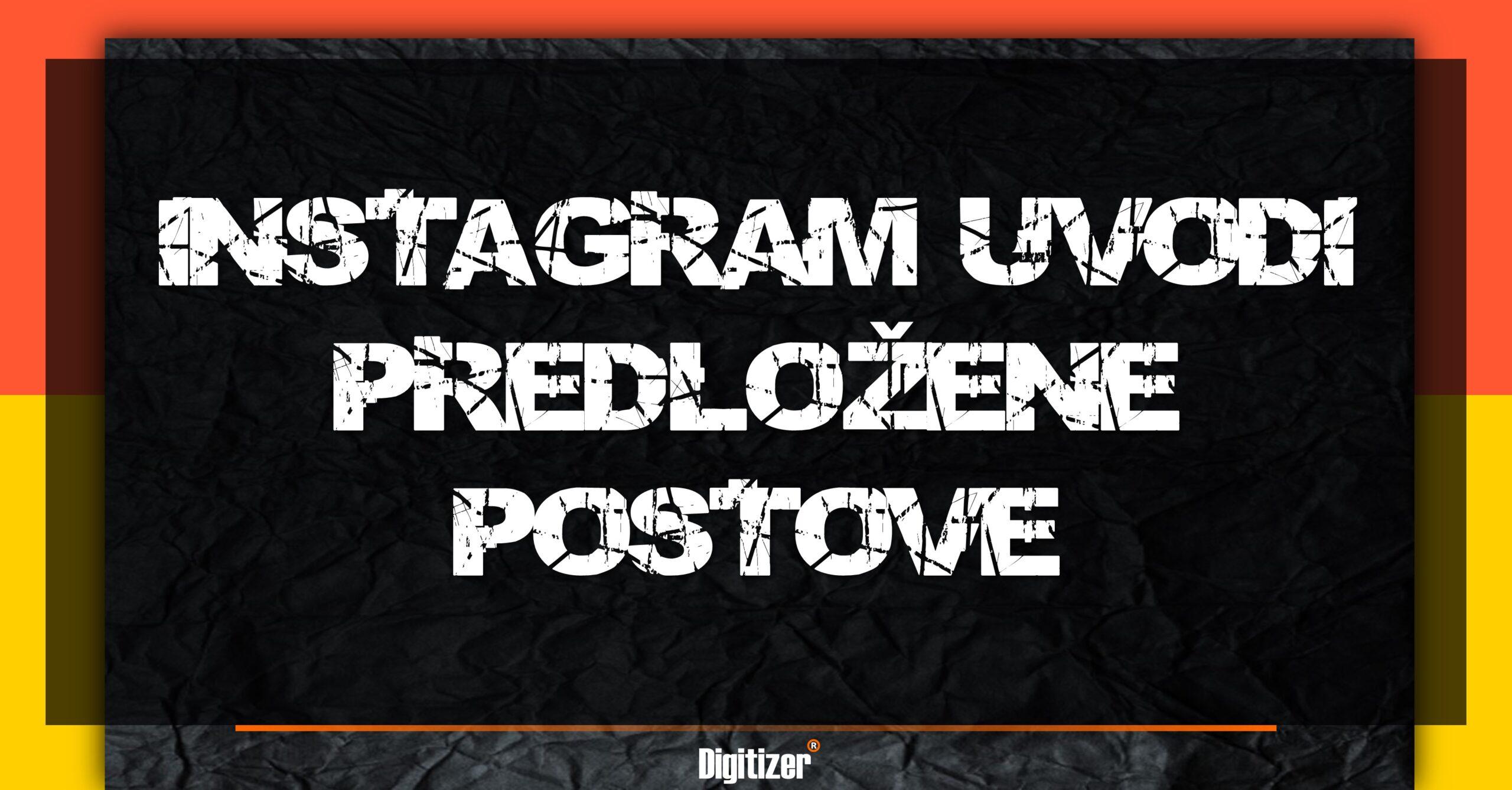 Naslovna Slika Za Tekst Instagram Uvodi Predložene Postove