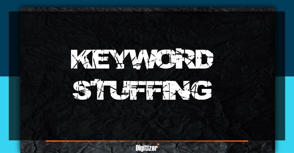 Naslovna Slika Za Blog Tekst Keyword Stuffing Je Poguban Za Vaš Sajt