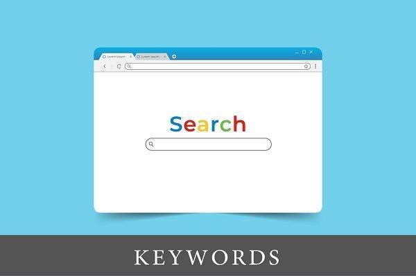 ekran sa natpisom search i boksom za upisivanje ključnih reči za pretragu