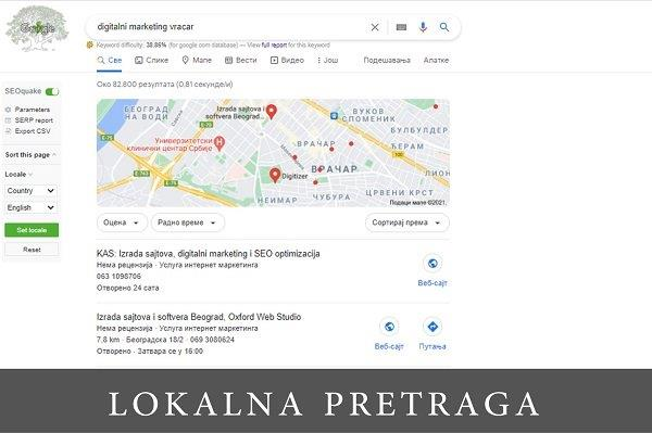 Google Mape su neophodne svakom biznisu