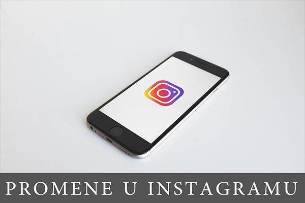pametni telefon sa logoom Instagrama na ekranu