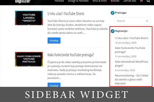 Kako kreirati blog stranu u WordPress-u?