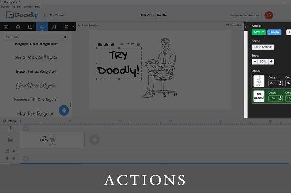 Šta je Doodly i kako se koristi?
