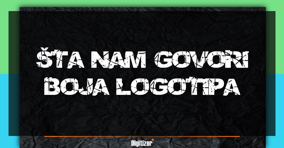 Šta Nam Govori Boja Logotipa?