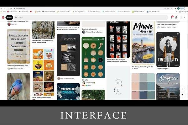 what-is-pinterest-interface