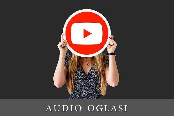 YouTube audio oglasi proširuju doseg i povećavaju svest o brendu